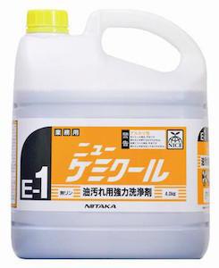 油汚れ用協力洗浄剤ニューケミクール(ニイタカ)