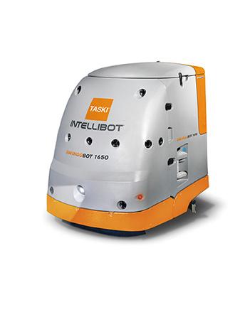 ロボット自動床洗浄機スウィンゴボット1650(CxS)